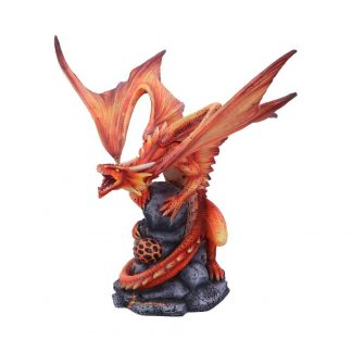 Anne Stokes Adult Fire Dragon FIgurine