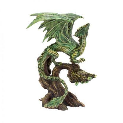 Anne Stokes Adult Forest Dragon Figurine