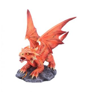 Anne Stokes Small Fire Dragon from Age of Dragons